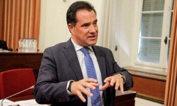 Γεωργιάδης: «Παραμένουν πληττόμενες οι επιχειρήσεις - Συζητάμε για την εστίαση»