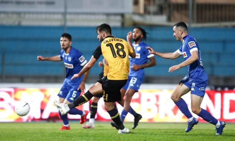 ΑΕΚ-ΠΑΣ Γιάννινα 0-2 (ΤΕΛΙΚΟ)