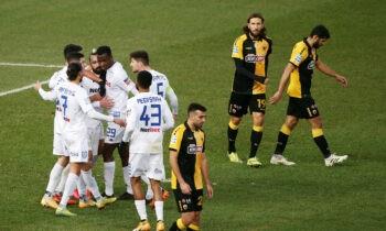 ΑΕΚ-ΠΑΣ Γιάννινα 0-2: Την προσγείωσε το καμάρι της Ηπείρου!