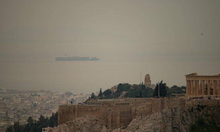 Καιρός (9/1): Τοπικές βροχές και Αφρικανική σκόνη