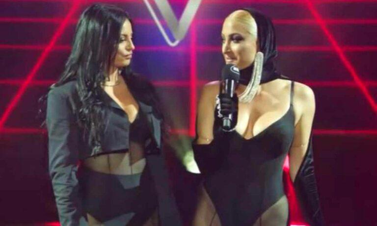Mad VMA 2020: Τούνη και Αλεξανδράκη στη σκηνή με τα… απαραίτητα (vid)