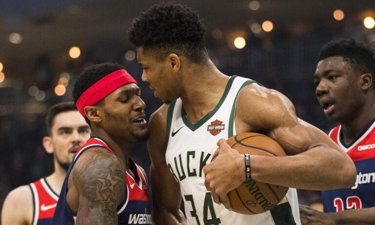 NBA: Αναβλήθηκε το Μπακς – Γουίζαρντς