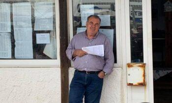 Αριστείδης Αδαμόπουλος: Μέλος της Ν.Δ. - Ανεστάλη η κομματική του ιδιότητα μετά την κατάθεση της Σοφίας Μπεκατώρου