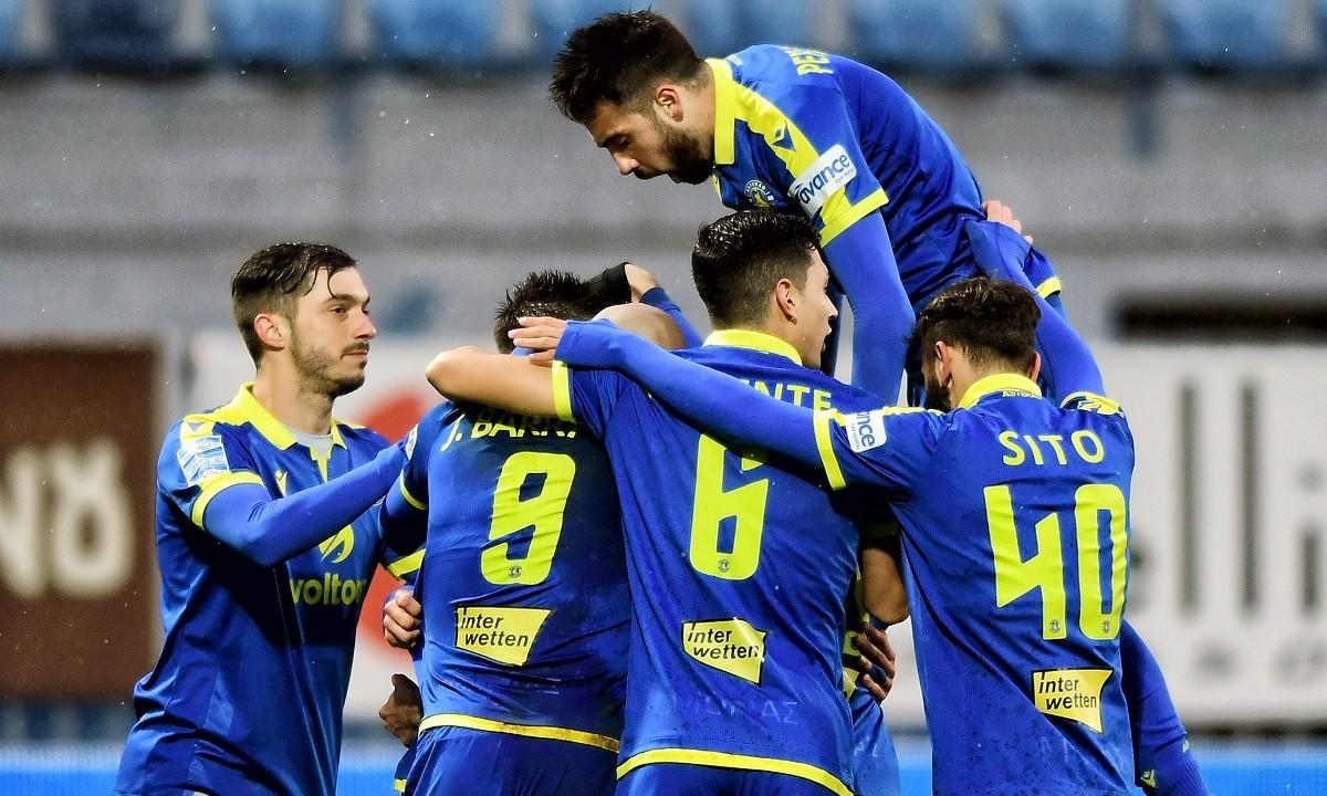 Αστέρας Τρίπολης – Παναιτωλικός 2-0: Περίπατος στα χιόνια – Άφαντοι οι Αγρινιώτες