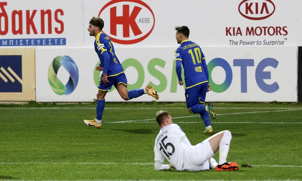 ΟΦΗ - Αστέρας Τρίπολης 0-1: Ένα, του Τζίμα, και καλό - Αγκαλιά με την 6η θέση οι Αρκάδες