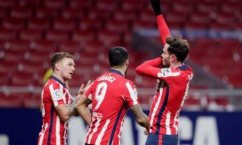 Ατλέτικο Μαδρίτης - Σεβίλλη 2-0: Ποιος την πιάνει!