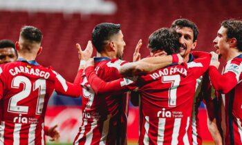 Ατλέτικο Μαδρίτης – Βαλένθια 3-1: Ξανά στο +7 - Είναι φαβορί τίτλου και το δείχνει!