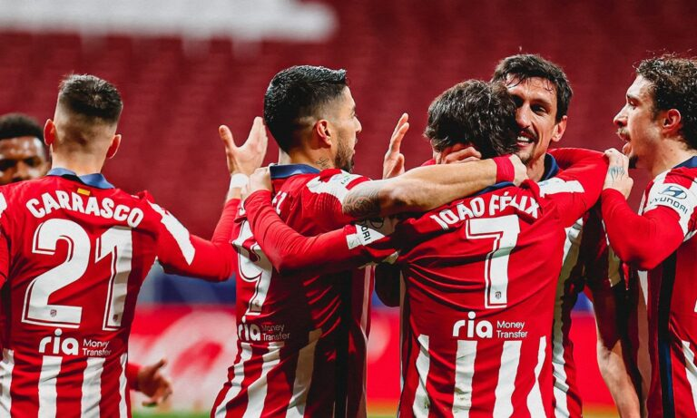 Ατλέτικο Μαδρίτης – Βαλένθια 3-1: Ξανά στο +7 – Είναι φαβορί τίτλου και το δείχνει! (vid)