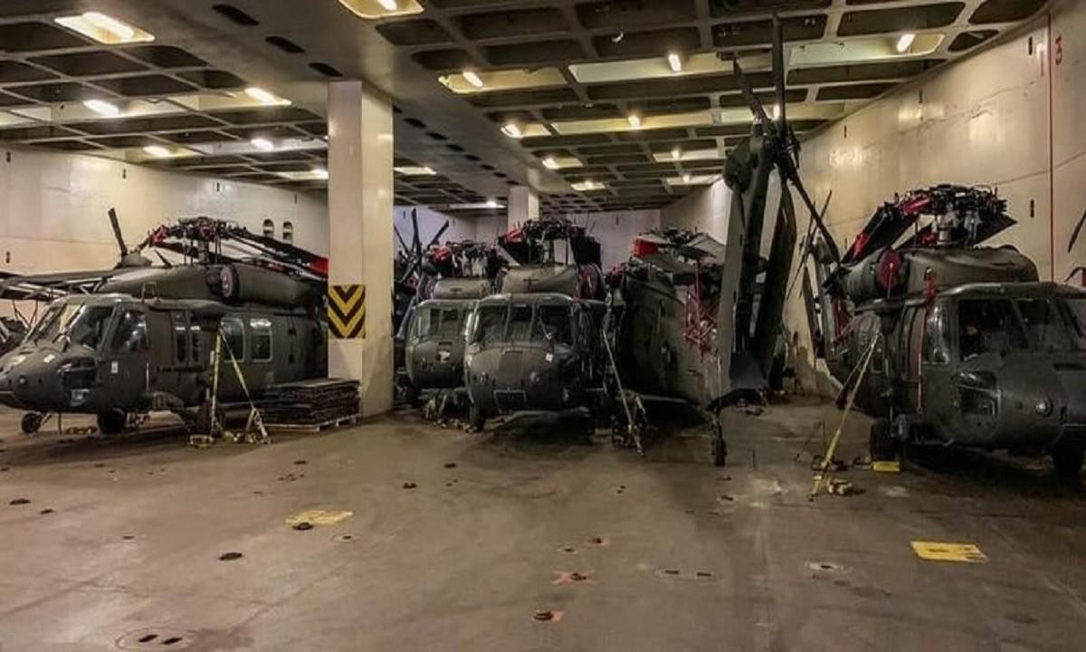 Toυρκία: Η Ελλάδα έφερε στην Αλεξανδρούπολη 30 Black Hawk – Ψάχνει που θα τα βάλει