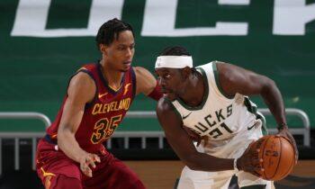 NBA: Άνετοι οι Μπακς και χωρίς τον Γιάννη Αντετοκούνμπο (vid)