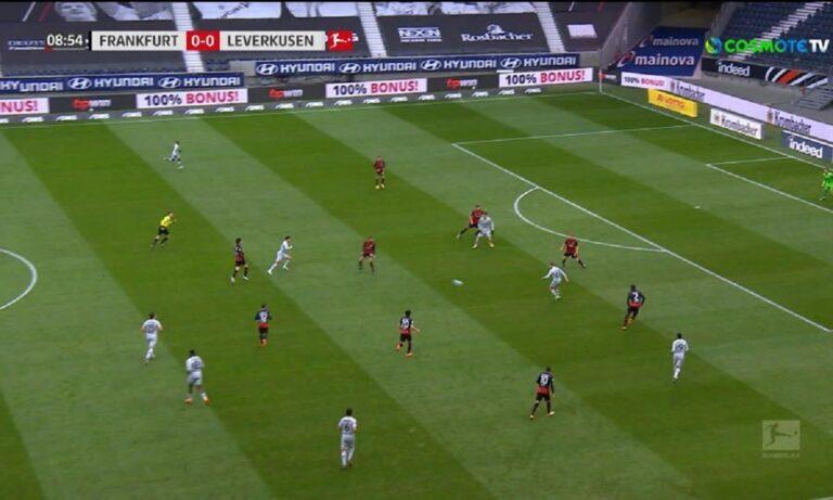 Bundesliga: Την «πάτησε» η Λεβερκούζεν, νίκες για Γκλάντμπαχ, Ουνιόν, Άουγκσμπουργκ, Φράιμπουργκ