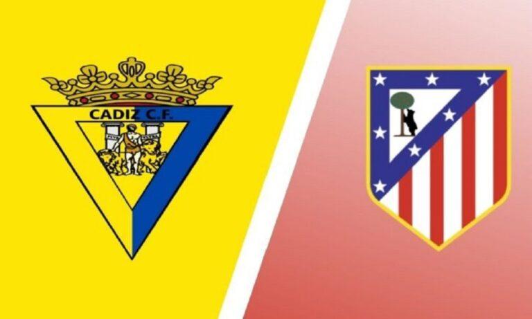 Κάντιθ – Ατλέτικο Μαδρίτης 2-4 (ΤΕΛΙΚΟ)