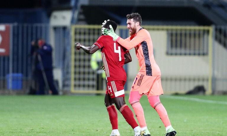 Αστέρας Τρίπολης – Ολυμπιακός: Ο Καμαρά αφιέρωσε το γκολ στον Ομάρ (vid)