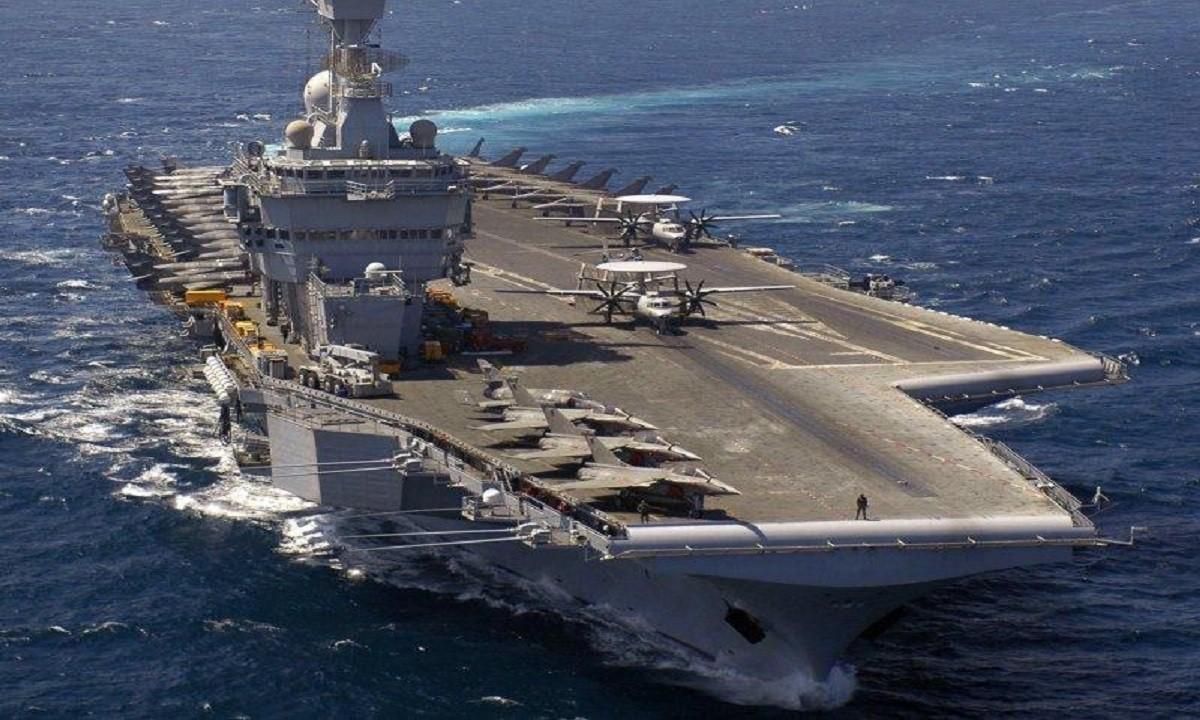 Απασφάλισε η Γαλλία – Στέλνει το Charles de Gaulle και Rafale στη Αν. Μεσόγειο