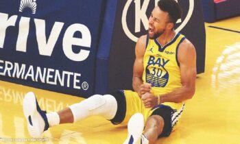 NBA: Ρεκόρ καριέρας για τον… τρελαμένο Στεφ Κάρι (vid)