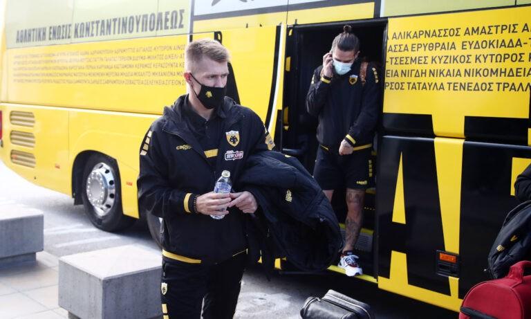Σιμάνσκι: «Είμαι έτοιμος και… μαχητής»