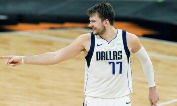 NBA - Επικός Ντόντσιτς: «Κολλάει» την μπάλα στο πόδι του α λα Μέσι! (vid)