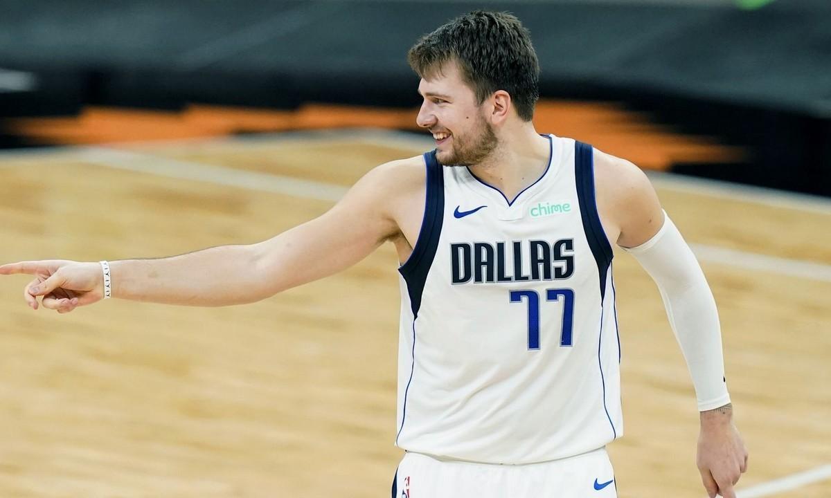 NBA – Επικός Ντόντσιτς: «Κόλλησε» την μπάλα στο πόδι του α λα Μέσι! (vid)