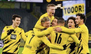 Ντόρτμουντ - Βόλφσμπουργκ 2-0: Την προσπέρασε