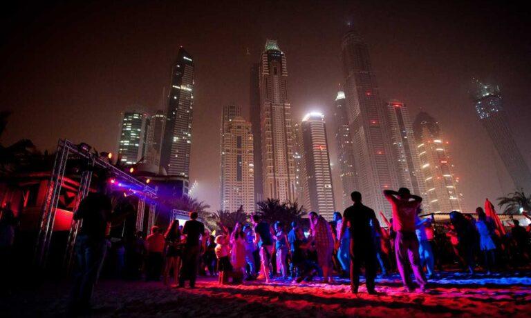 Ντουμπάι: Τέλος η διασκέδαση-Συναγερμός με την αύξηση κρουσμάτων