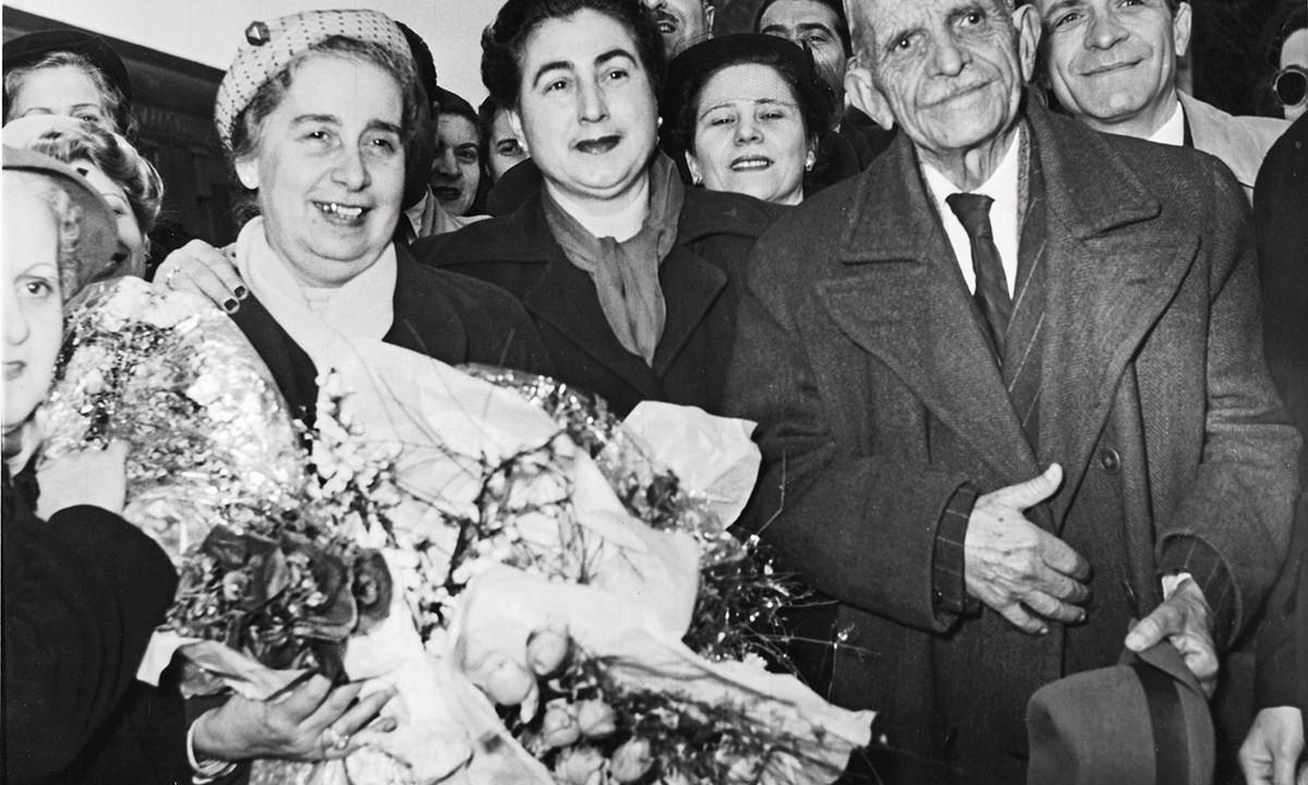 Ελένη Σκούρα: Σαν σήμερα εκλέχτηκε η πρώτη Ελληνίδα βουλευτής