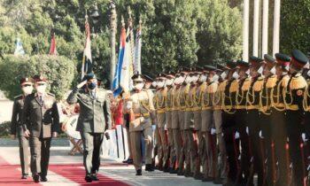Αίγυπτος - Αποκάλυψη: «Έρχονται νέες στρατιωτικές συμφωνίες με την Ελλάδα»