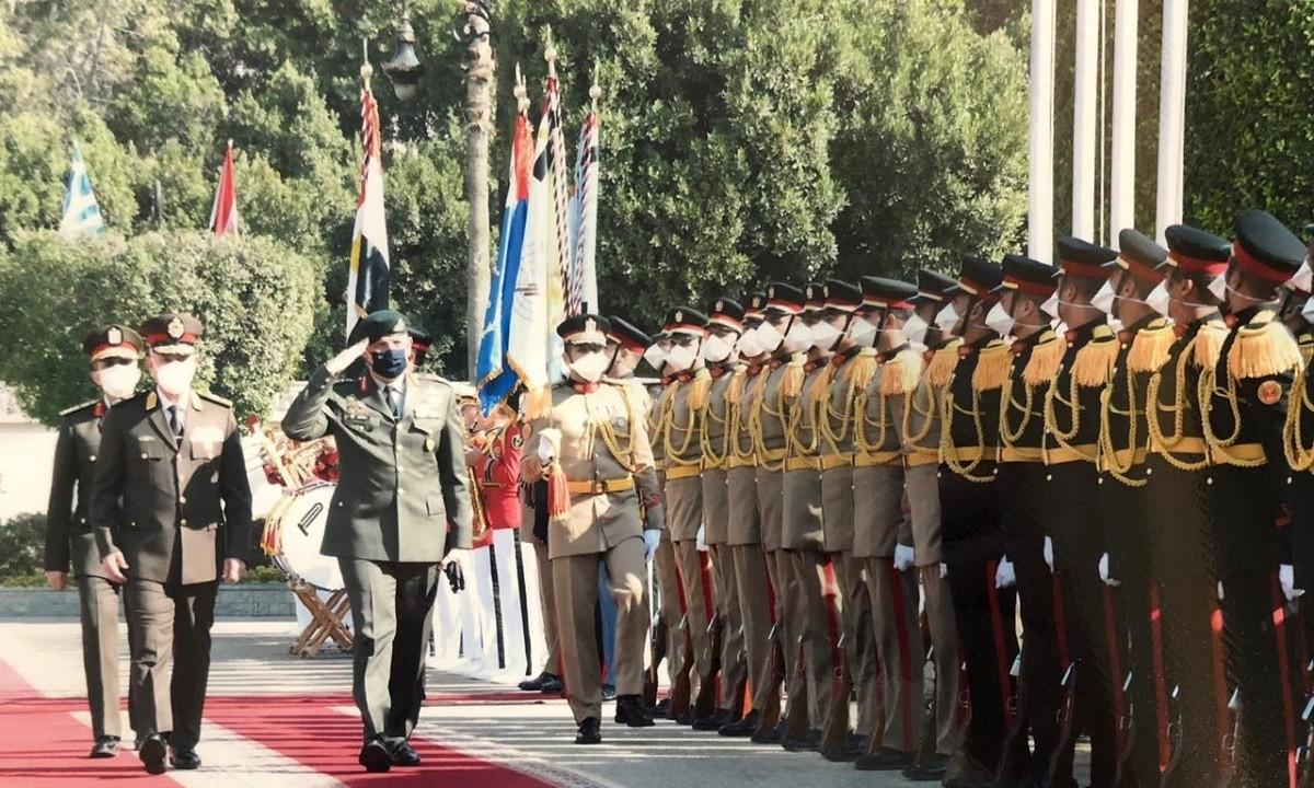 Αίγυπτος – Αποκάλυψη: «Έρχονται νέες στρατιωτικές συμφωνίες με την Ελλάδα»
