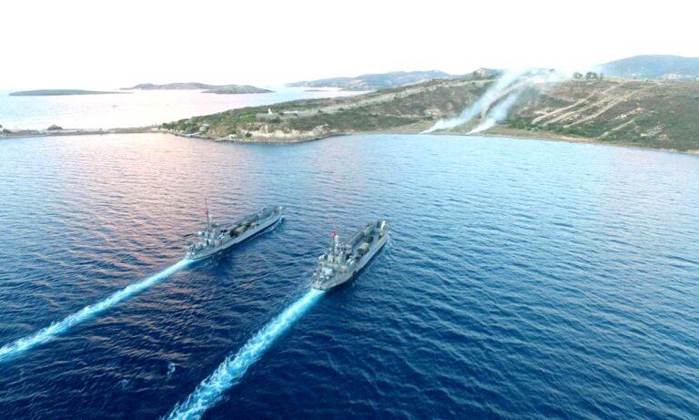 Ελληνοτουρκικά: «Βόμβα» με σενάρια απόβασης της Τουρκίας σε ελληνικό νησί!