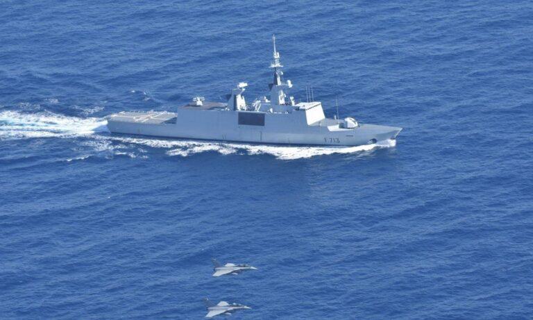 Η Τουρκία έβγαλε τα F-4E Terminator στην ανατολική Μεσόγειο «απέναντι» από τα γαλλικά Rafale