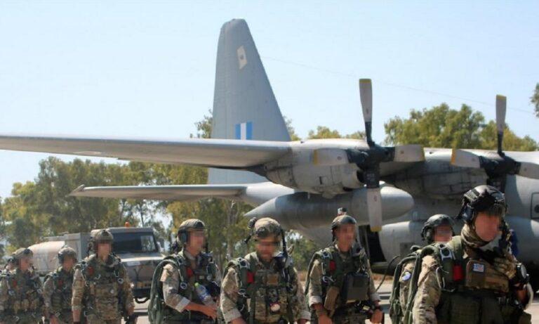 Ένοπλες δυνάμεις: Κοινή εκπαίδευση Ελλάδας, Κύπρου και ΗΠΑ στη Σούδα