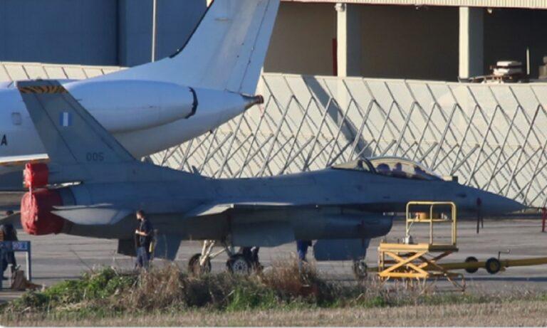 Τούρκοι: Εμφανίστηκε το πρώτο F-16 Block 70 των Ελλήνων – Δεν πάμε πουθενά λένε