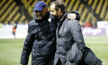 Φέστα: «Η ΑΕΛ θα ενισχυθεί και θα μείνουμε στην Super League»