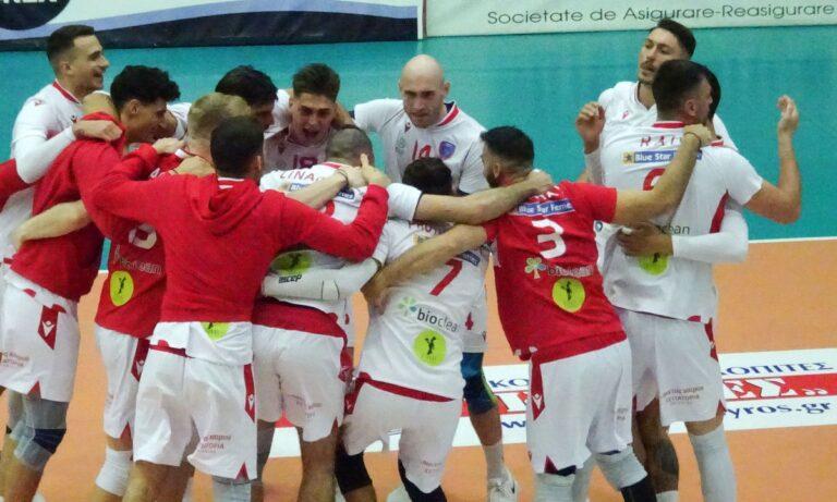 Φοίνικας – Ολυμπιακός 3-2: Ματσάρα! Του έσπασε το σερί! (vid)