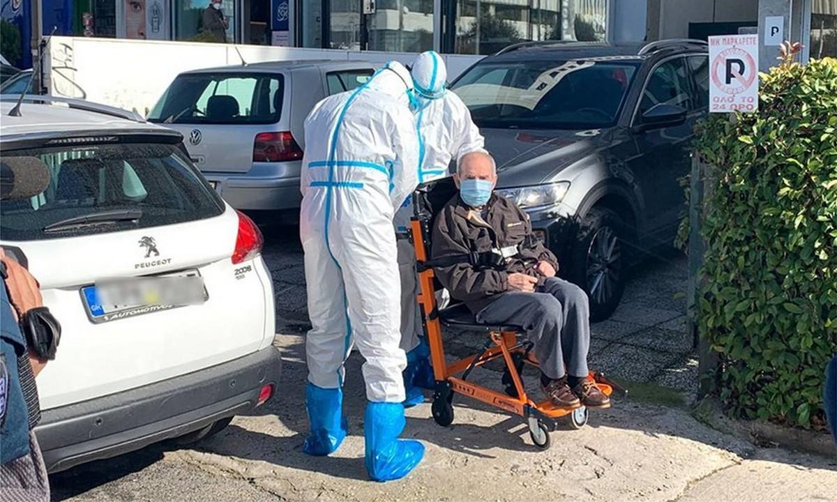 Κορονοϊος – Μαρούσι: Συναγερμός σε γηροκομείο με δεκάδες κρούσματα