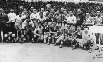 1938: Το βίντεο ντοκουμέντο από το Ελλάδα - Παλαιστίνη και ο Κλεάνθης Βικελίδης