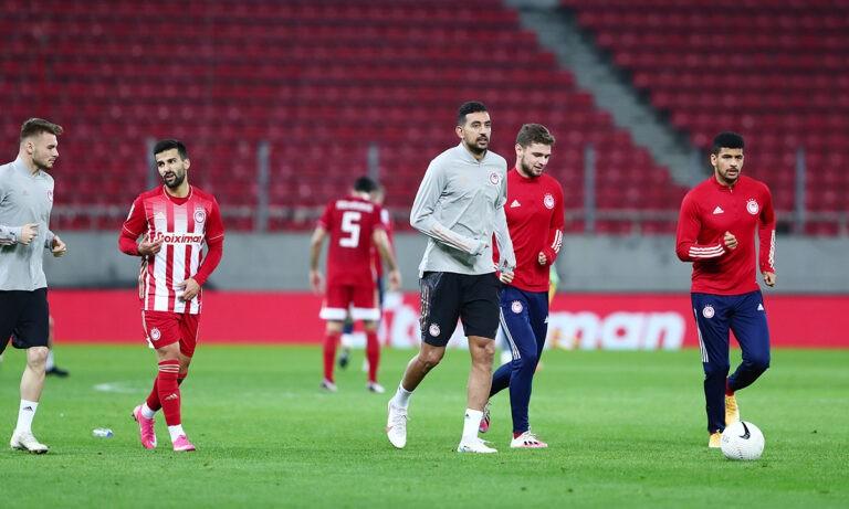 Ολυμπιακός – ΑΕΚ: Έπαιξε ο Ρέαμπτσιουκ, σκόραρε και ο Χασάν (pic)
