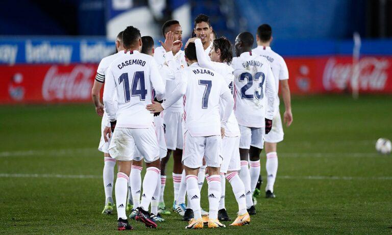 Ουέσκα – Ρεάλ Μαδρίτης 1-2 (ΤΕΛΙΚΟ)