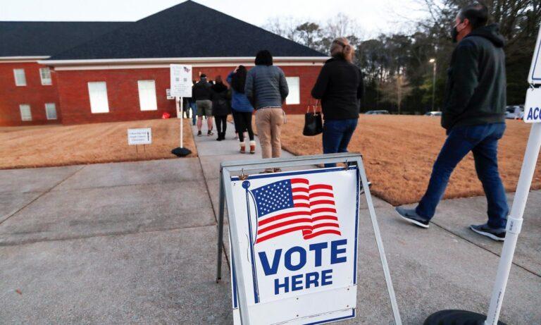 ΗΠΑ: Άνοιξαν οι κάλπες στην Τζόρτζια – Επαναληπτικές εκλογές για τη Γερουσία