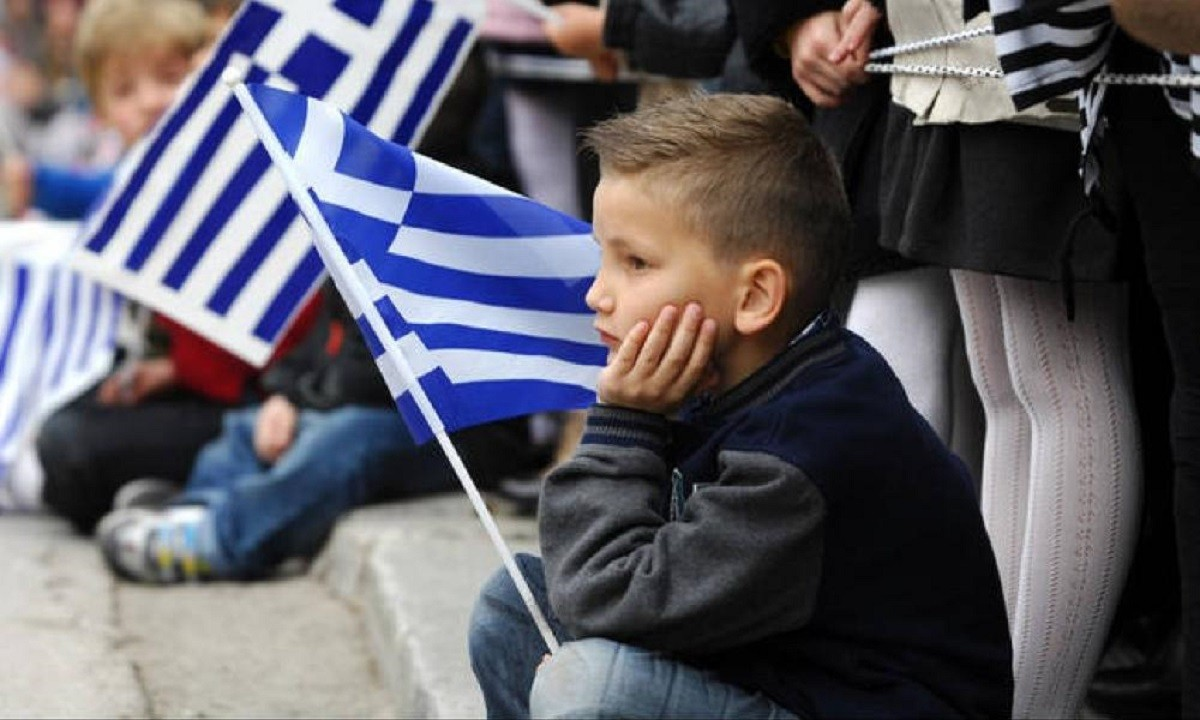 Πρόβλεψη σοκ για τον πληθυσμό στην Ελλάδα:  Μεγάλη μείωση, μόλις 8,5 εκατ. το 2070!