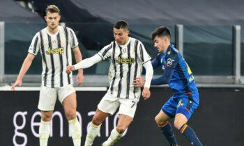 Γιουβέντους - Ουντινέζε 4-1: Ο Κριστιάνο Ρονάλντο «έσπασε» το ρεκόρ του Πελέ - Και τώρα Μίλαν