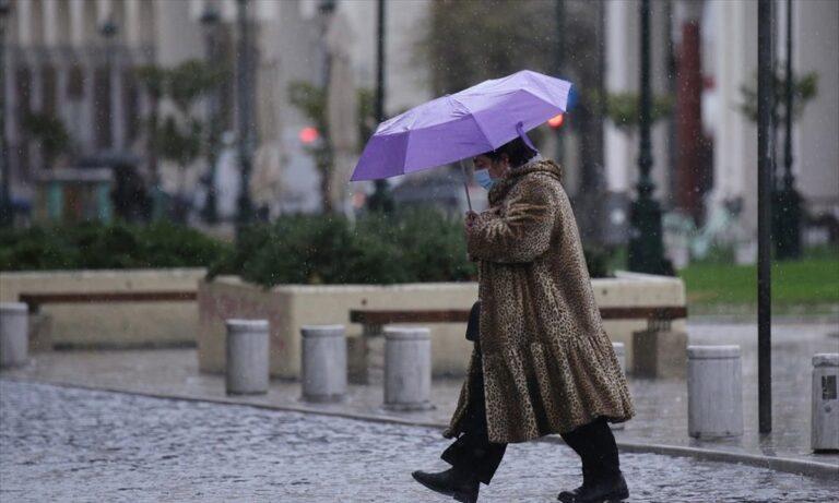Καιρός 7/1: Τοπικές βροχές και καταιγίδες