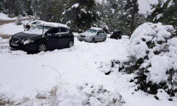 Καιρός 18/1: Συνεχίζονται οι χιονοπτώσεις, έρχεται βελτίωση!