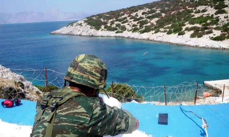 Ελληνοτουρκικά – Στοχοποιεί την Καλόλιμνο η Άγκυρα: «Πάρτε το φυλάκιο» (vid)
