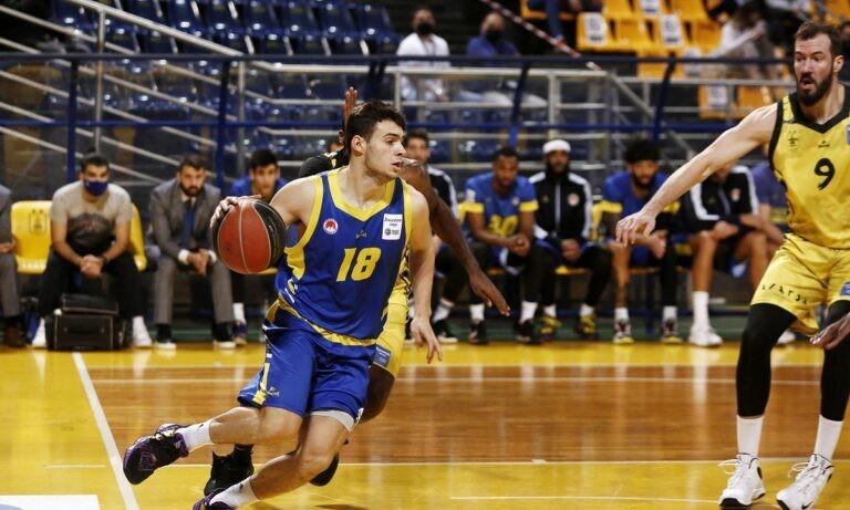 Καράμπελας: Από το Πόρτο Ράφτη στην Basket League