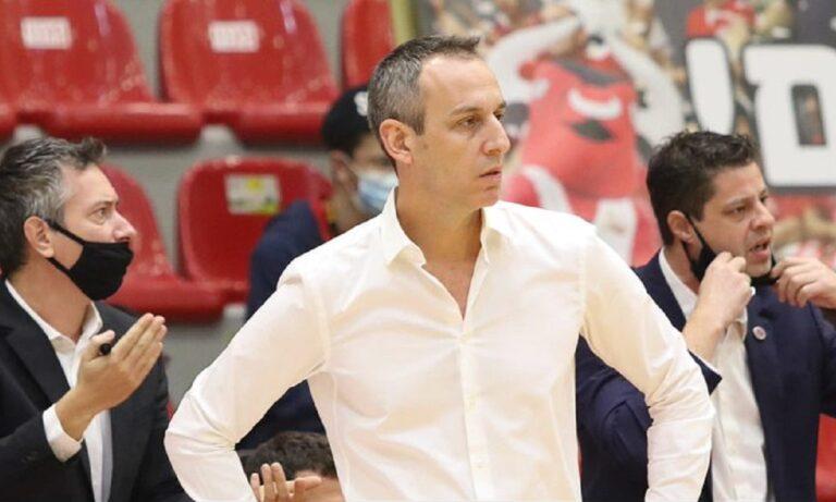 Κάτας: «Αναλαμβάνει τον Παναθηναϊκό μετά το παιχνίδι της Χάποελ με την Τουρκ Τελέκομ»
