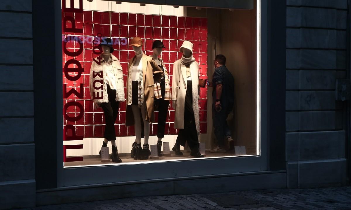 Κορονοϊός- καταστήματα- λιανεμπόριο