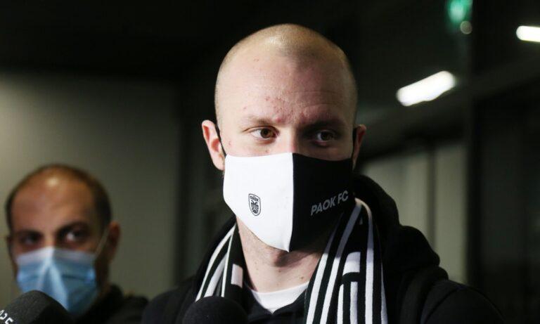 ΠΑΟΚ: Πέρασε ιατρικά ο Κρμέντσικ – Υπογράφει άμεσα!