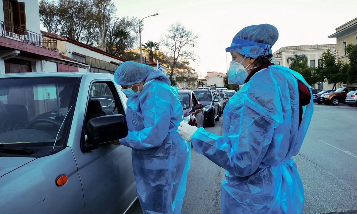 Κορονοϊός – Ελλάδα: 24 νεκροί, 292 διασωληνωμένοι, 605 κρούσματα