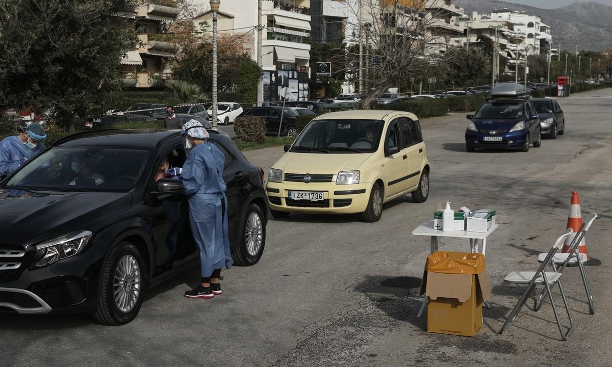 Κορονοϊός- Ελλάδα: 237 νέα κρούσματα, 320 διασωληνωμένοι, 28 νέοι θάνατοι