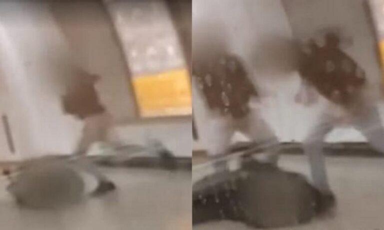 Ξυλοδαρμός σταθμάρχη στο μετρό: Συνελήφθησαν δύο ανήλικοι